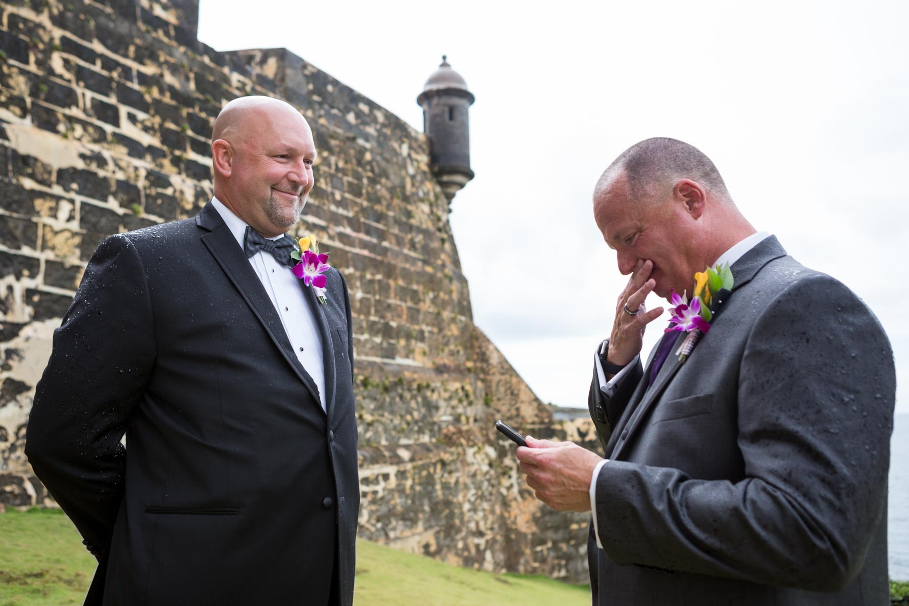 Puerto Rico gay wedding photographers