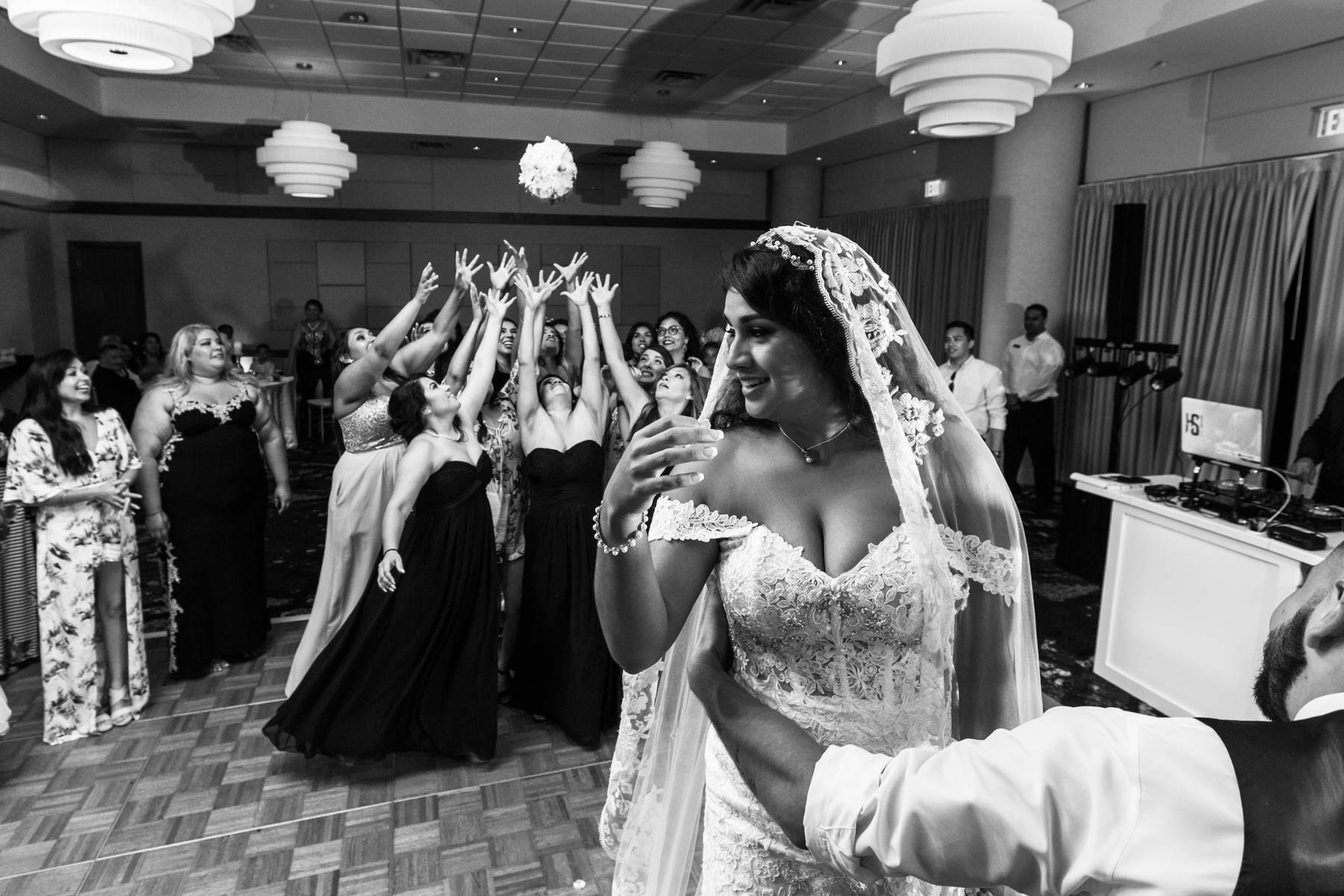 El San Juan hotel wedding photographer