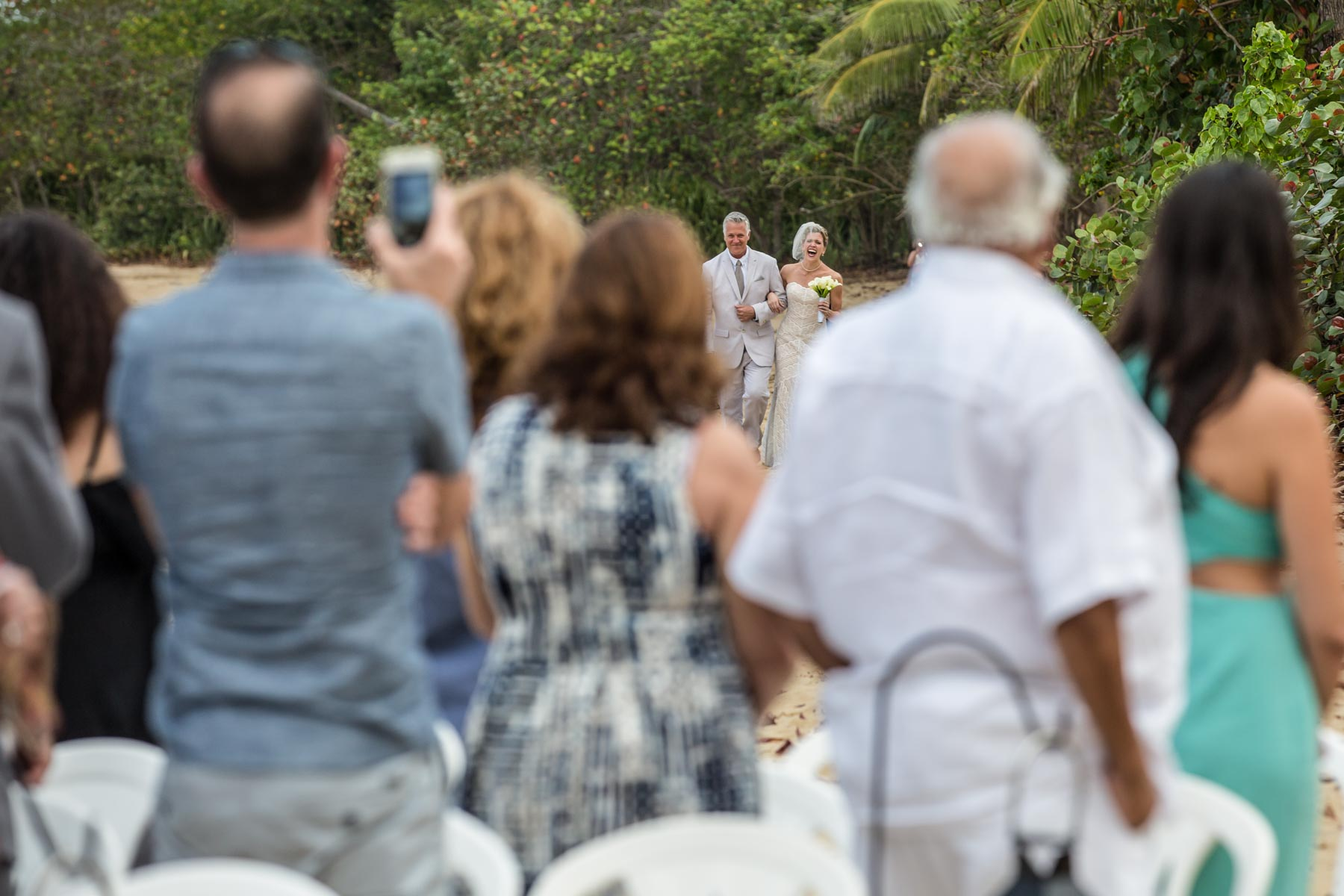 Dorado Beach wedding photography